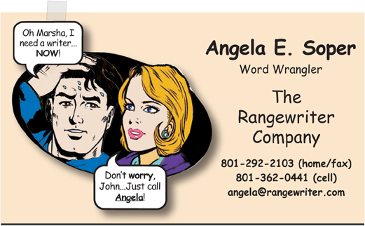 Grant Writing Specialist Angela Soper